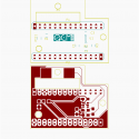openQCM community develops and shares the new electronic design using KiCAD
