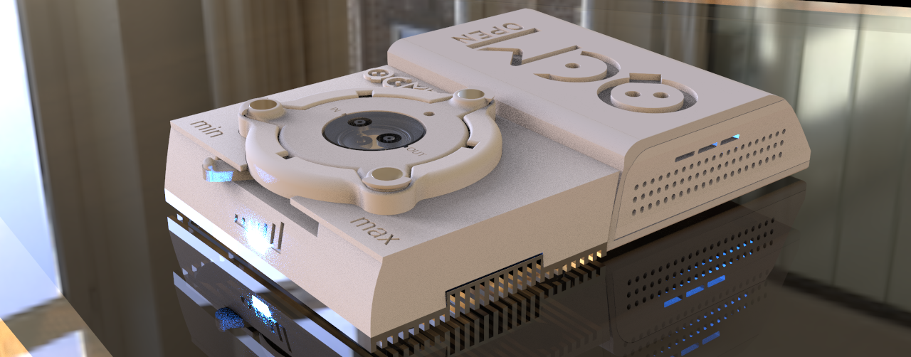 Quartz Crystal Microbalance with active temperature peltier control openQCM Wi3